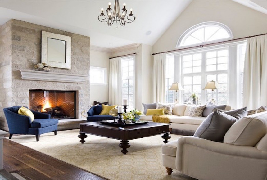 Winter Living Room: 5 Reasons To List Your Home In The Winter » Cynthia Hu
