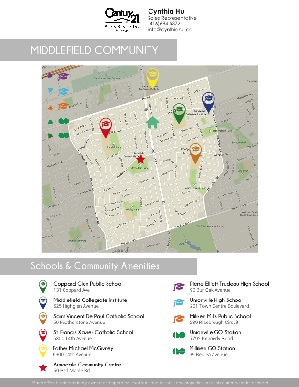 Middlefield Community